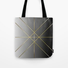Patience is Gold Tote Bag