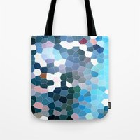 Pattern 7 - Flyin' Blues Tote Bag