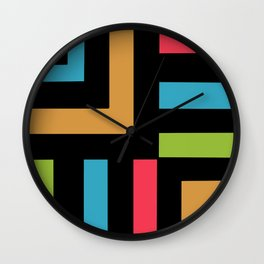 The Fifties Called Wall Clock