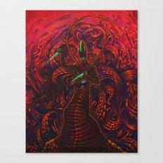 Malebolge Canvas Print