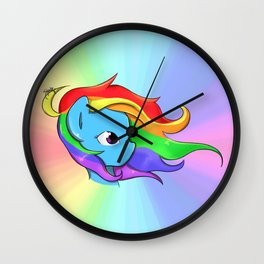 Dashie Wall Clock
