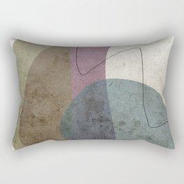 Hinkelsteine III Rectangular Pillow