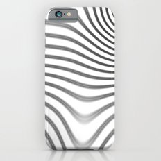 Organic Abstract 02 WHITE iPhone 6s Slim Case