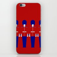 uk iPhone & iPod Skins featuring UK by Marcus Wild