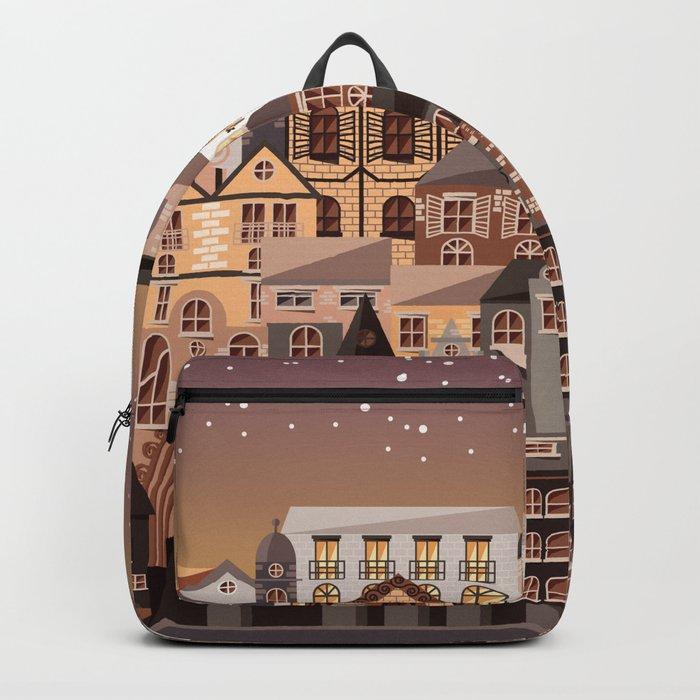 Moonlight Homes Backpack