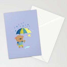 Rainy Season Stationery Cards