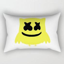 Yellow marshmallow Rectangular Pillow
