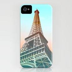 Eiffel  Slim Case iPhone (4, 4s)