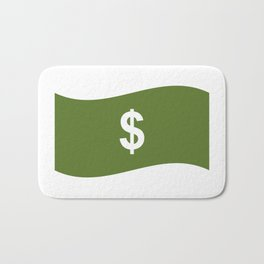 money Bath Mat