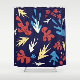 Ocean Jungle Shower Curtain