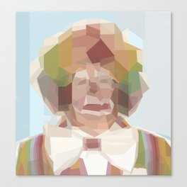 Tinkle Face the Magic Clown Canvas Print