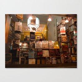 Libreria, Buenos Aires Canvas Print