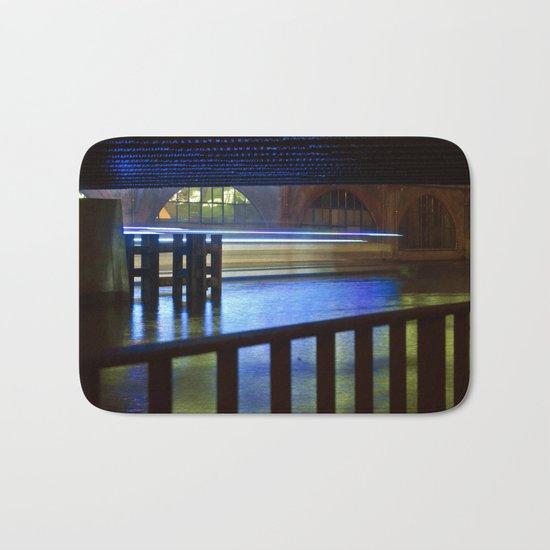 FLOATING LIGHTS Bath Mat