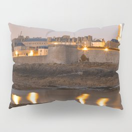 Saint Malo Twilight Pillow Sham