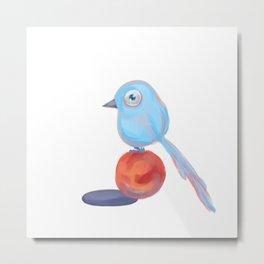 bird - b Metal Print