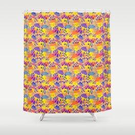 April rain Shower Curtain