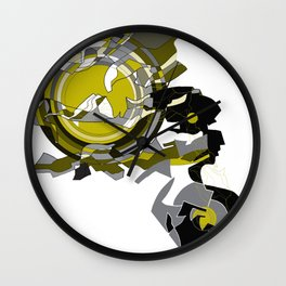 Tonada de Luna LLena Wall Clock