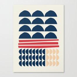 Collage  Canvas Print