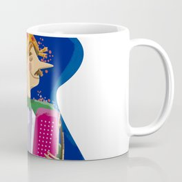 Junina's Party Festival with with accordion music Coffee Mug