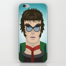 Liam Gallagher Oasis & Beady Eye iPhone & iPod Skin