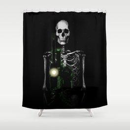 Cinema Macabre Shower Curtain