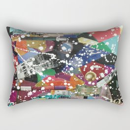 Bright Lights Rectangular Pillow