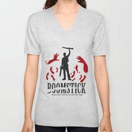 Boomstick Unisex V-Neck