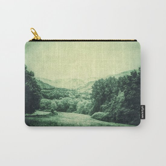 Vintage Landscape  - JUSTART © Carry-All Pouch