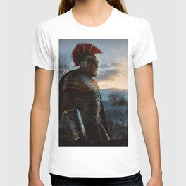 Portrait of a Roman Legionary T-shirt