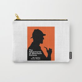 The Adventures of Sherlock Holmes Carry-All Pouch