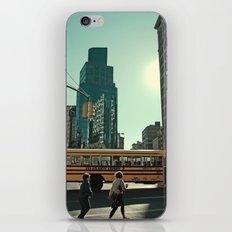 Bus iPhone & iPod Skin