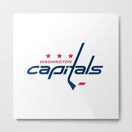 Washington Capital Logo Metal Print