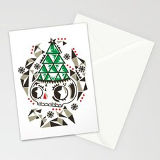Skull Party !! Stationery Cards