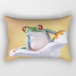 Are You Sitting Comfortably? Rectangular Pillow