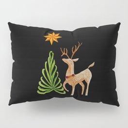 Holiday Deer Pillow Sham
