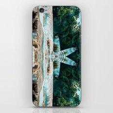 Kaleidoscape: Agua Azul iPhone & iPod Skin