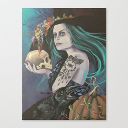Something Wicked Canvas Print
