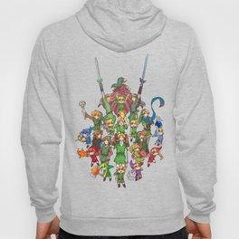 The Legend of Zelda 30th anniversary Hoody
