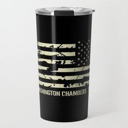 USNS Washington Chambers Travel Mug
