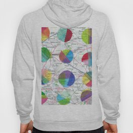 Dots on a Map Hoody