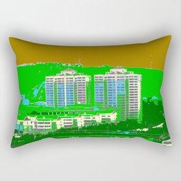 Mountain Condo Rectangular Pillow