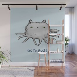 Octopuss Wall Mural