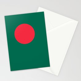 Flag of Bangladesh, High Quality Image Stationery Cards