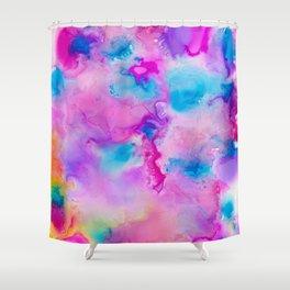 Ink 139 Shower Curtain