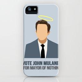 John Mulaney: Mayor of Nothing iPhone Case