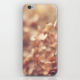 Soft Peach iPhone Skin