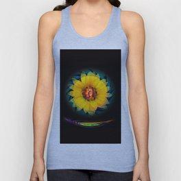 Sunflower Love Unisex Tank Top