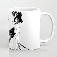 van gogh Mugs featuring Van Gogh by ISHTAR