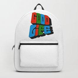 Goo Life 3D Logo Backpack