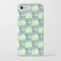 pinapple iPhone & iPod Cases featuring Pinapple x Ibisco by Silbox
